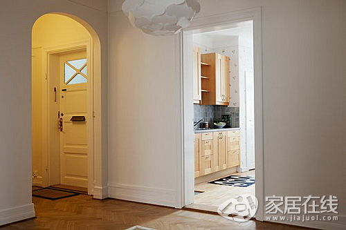 邀你入住漂亮的小公寓 时尚北欧风格家