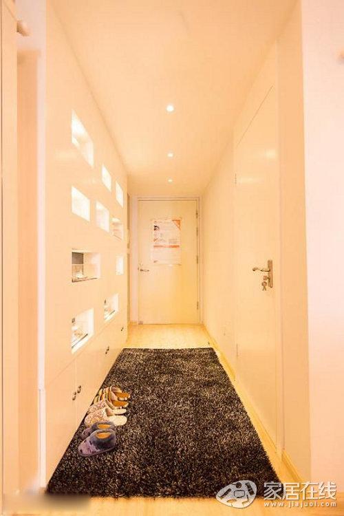 经典小户型loft设计 10万装修55平复式