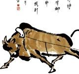 中国梦 牛精神
