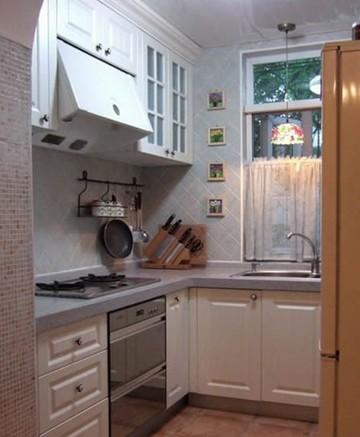 小厨房装修效果图小户型厨房空间