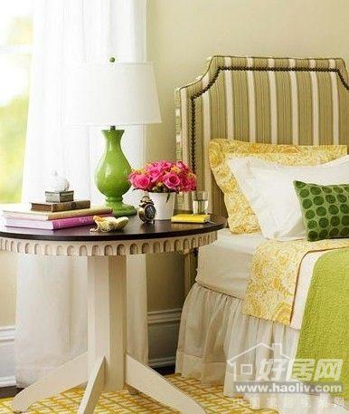 大气美观时尚 欧式卧室背景墙装修