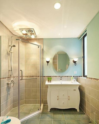 卫生间淋浴玻璃隔断-卫生间玻璃隔断 实用且美观