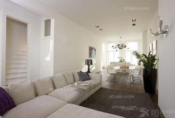 客厅吊顶装修效果图 欧式风格演绎优雅气质