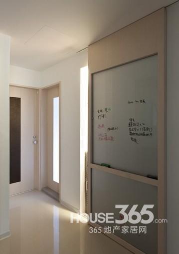 小戶型客餐廳裝修 90平米四口之家