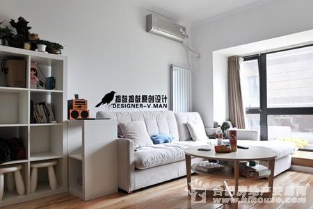 60平米小户型装修效果图大全2013图片_家居频道-晋江