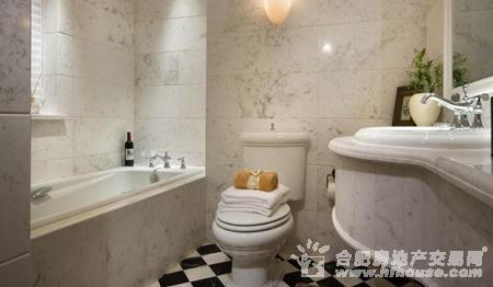 卫生间装修效果图大全2013图片,感恩在心.瓷砖是卫生间防