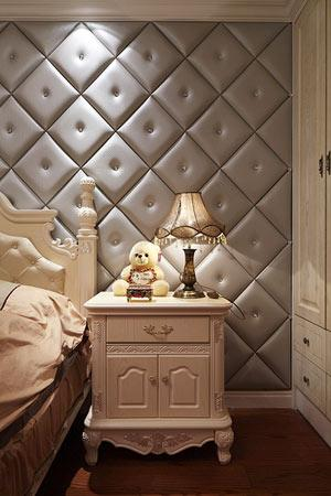 样板房装修效果图:卧室   样板房装修效果图:卫浴   小编的