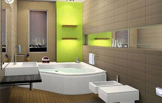 家庭厕所装修效果图 各种风格卫浴间