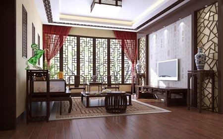 客厅四周吊顶效果图,家庭大厅吊顶效果图,酒店大厅吊顶效果