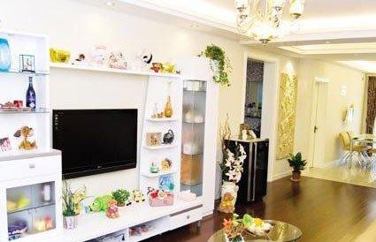 30张小客厅超强收纳 电视背景墙 小户型装修效