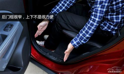 10万元SUV对决 长安铃木锋驭对比长安福特翼搏高清图片