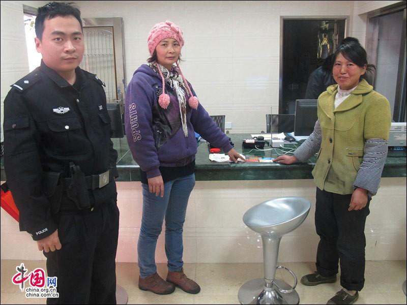 晋江新塘:保洁员拾金不昧受赞扬 失主连连感谢