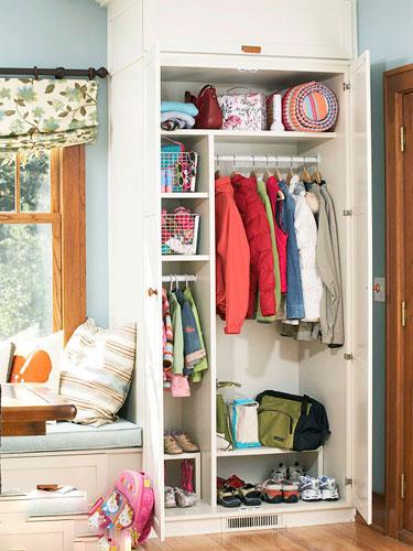 最新进门玄关设计效果图 家居小空间