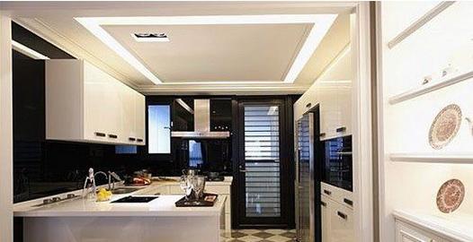 2014装修效果图大全 百变家用厨房