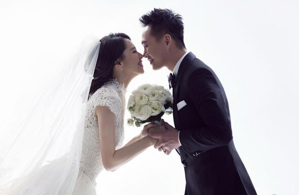 徐若瑄巴厘岛浪漫婚礼