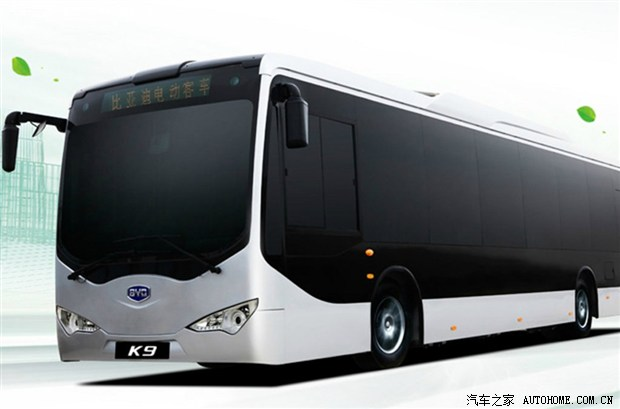 比亚迪携手广汽组建新能源客车公司