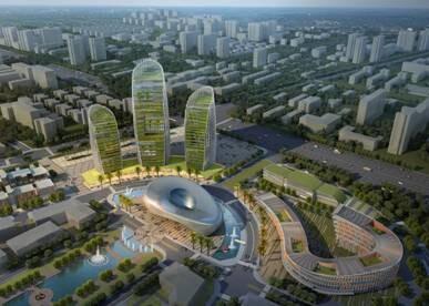 晉江市創意創業創新園