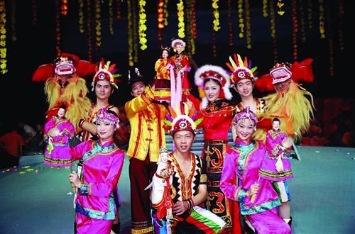 晋江布袋木偶戏