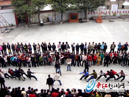 """磁灶举办""""我们的节日——春节·元宵""""主题系列活动"""