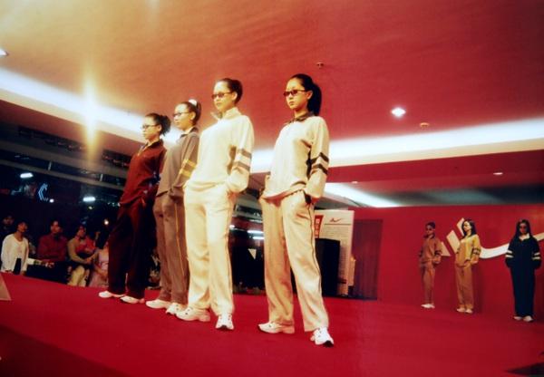第二届鞋博会:迈向国际化