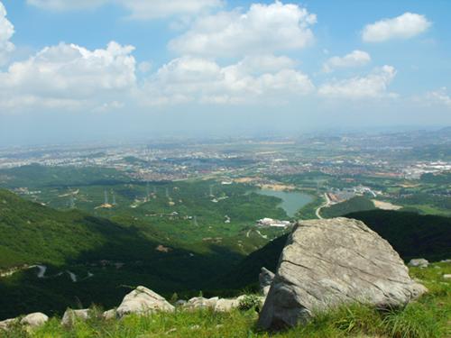 紫帽山风景名胜区