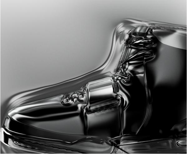 Antoni Tudisco的创意胶底运动鞋 - 图4
