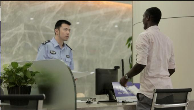 外事警察电影版