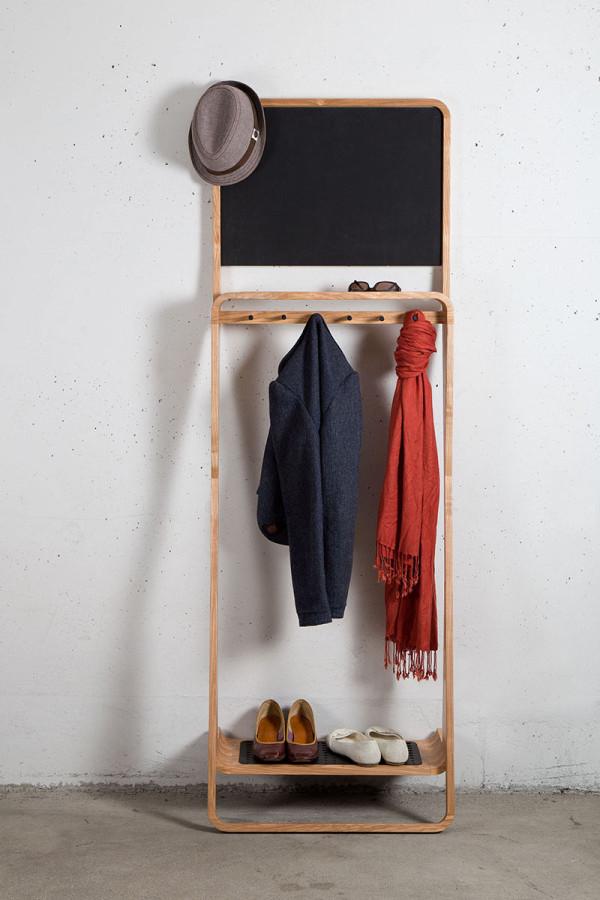 恒信家私 如何讓衣帽架成為空間的裝飾品- a