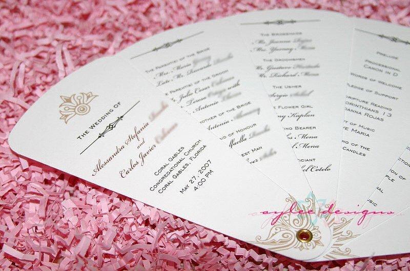16款欧式风格婚礼邀请函- a