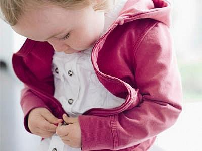 孩子的动手能力要及时培养好