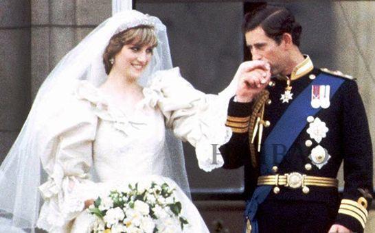 0年从未见过的戴安娜王妃婚礼照,罕见曝光 一起来回顾这场盛大的