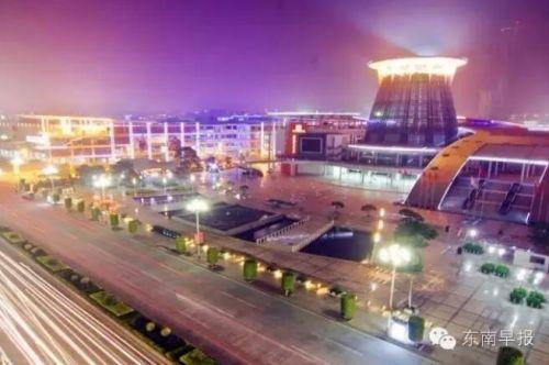 福建省最富10个县市排行榜 晋江排名第一