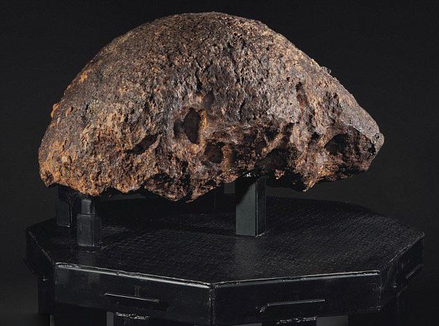 伦敦将举办陨石拍卖会 83块总估价高达3146万元