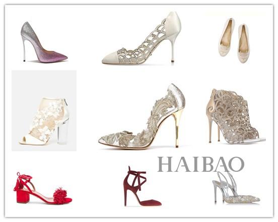 除了Jimmy Choo你还应该知道这些,全球十大美爆婚尚鞋履品牌!