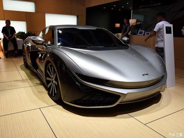 前途K50 2017年底上市 曝前途新车计划