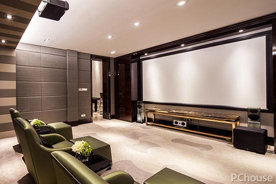 小客厅的大追求 家庭式影院养成记