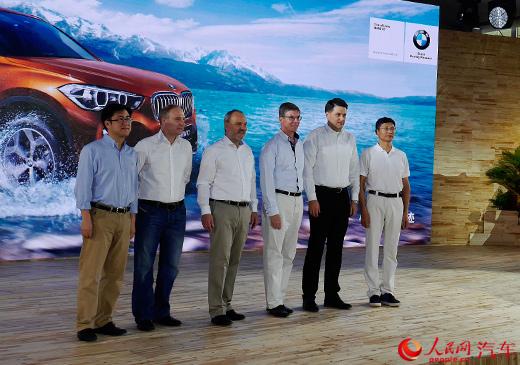 专为中国市场打造华晨宝马全新X1售28.60-43.90万元