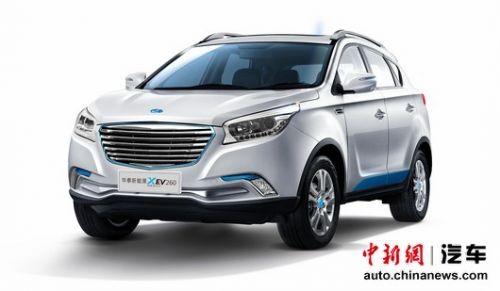 華泰純電動SUV XEV260上市 售價24.98-27.28萬元