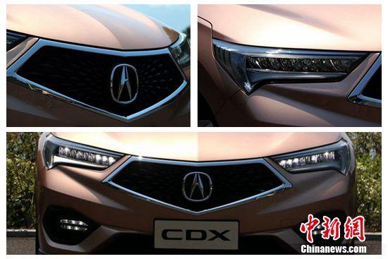 试驾广汽讴歌CDX 搭载1.5T+8速双离合变速器