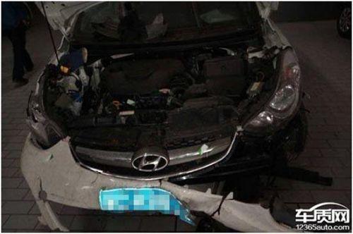 朗动车祸致人伤残 彰显北京现代服务硬伤