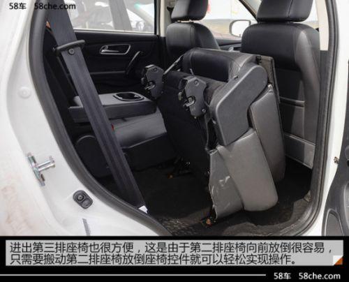 试驾SWM斯威X7 强势登陆七座SUV市场