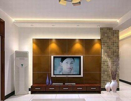 电视背景墙的装修风水秘籍 方位决定财运