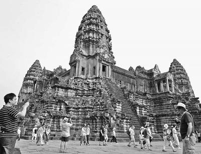 挖掘中国客源市场 柬埔寨旅游业迎来发展机遇