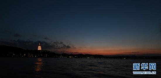 西湖掠影:美,尽收眼底