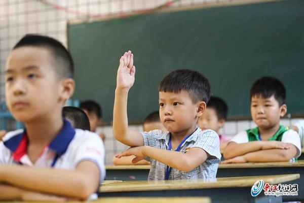 晋江全市小学生有175626人
