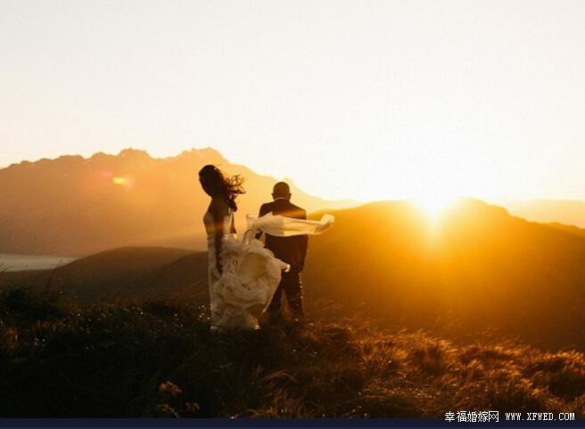美哭了 外媒盘点世界上最美婚纱照拍摄地