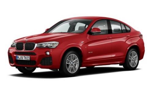 BMWX3及BMWX4M运动型3款新车中国上市