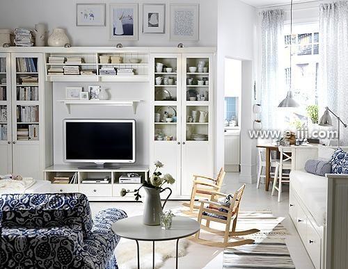 小户型客厅新年扩容必备十大方案