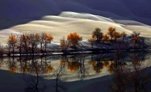 美丽神秘的新疆罗布人村(图)
