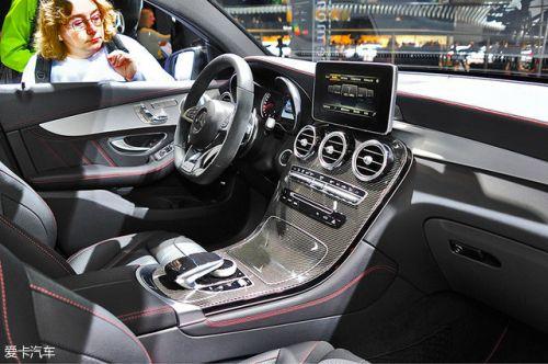 AMG再添新丁 奔驰AMG GLC 43 Coupe静评